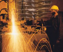 sheetmetal, forging, fabrication and heat treatment